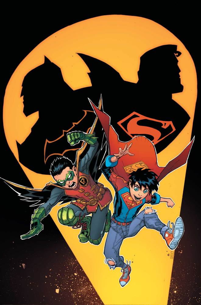 Superman_Vol_4_11_Textless Superman and Lois: How Do They Have Teenage Sons? | IGN