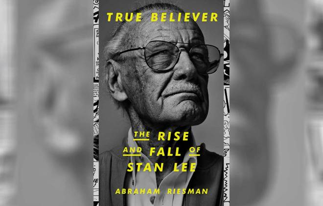 stan-lee-biography Stan Lee Biography Reveals the Darker Side of a Marvel Icon | IGN