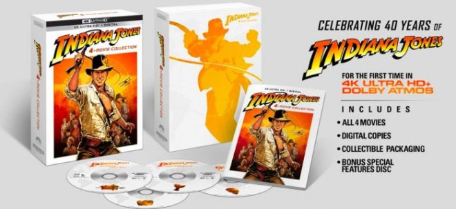 indiana-jones-4-movie-collection-4k-blu-ray A New Indiana Jones 4K UHD Box Set Is Up for Preorder | IGN