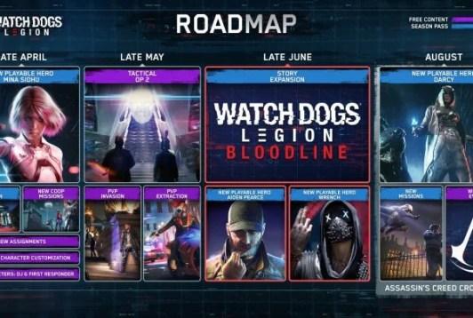 Watch Dogs: Legion Update 4.0 Diundur Ke 4 Mei