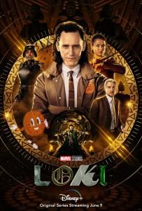 El nuevo póster de Marvel's Loki muestra los personajes de la serie (incluido un misterioso reloj de dibujos animados)