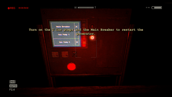 Outlast Administration Block Screen Shot 23:05:2014 02.17