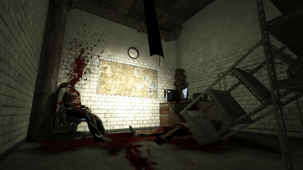 Outlast  Screen Shot 25:05:2014 21.31