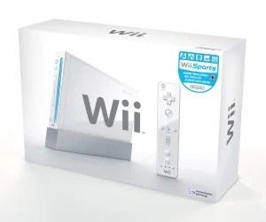 Wii Packaging