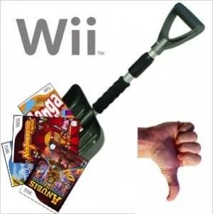 Enough Shovelware
