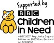 BBC Children in Need - Supported by