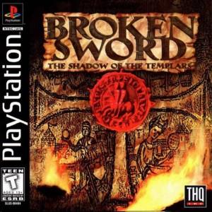 Broken Sword 1 : Shadow Of The Templars Playstation Görünümü..