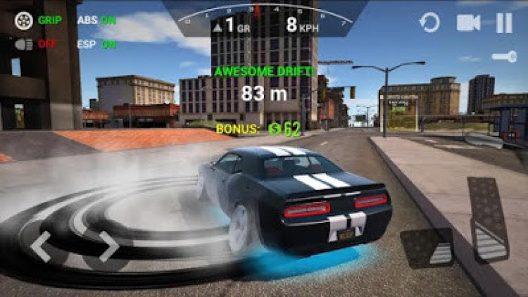Ultimate Car Driving Simulator mobil oyun