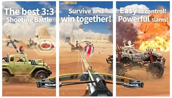 bowmax yeni android oyunu