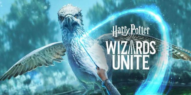 Harry Potter mobil oyunu wizards unite