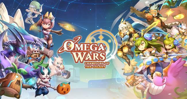 omega wars mobil strateji oyunu