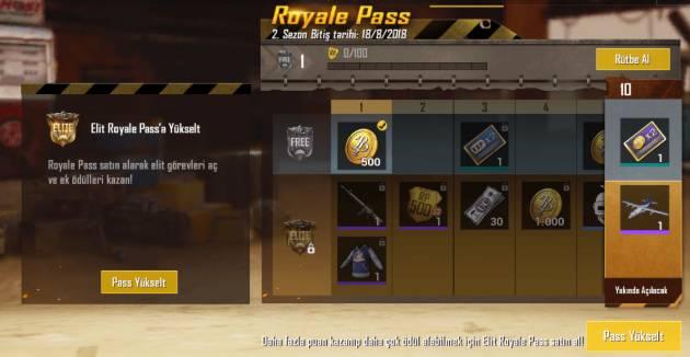 royale pass elite pass