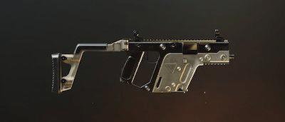 pubg mobile vector silahı