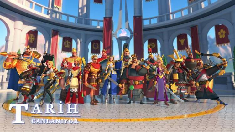 rise of kingdoms osmanlı