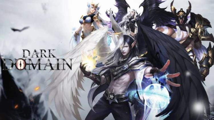 dark domain fantastik mmorpg
