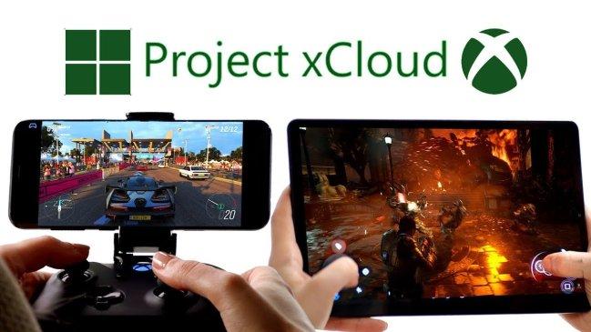 microsoft xcloud bulut oyun servisi