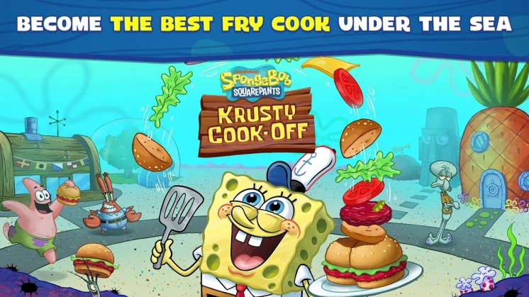 SpongeBob Krusty Cook-Off