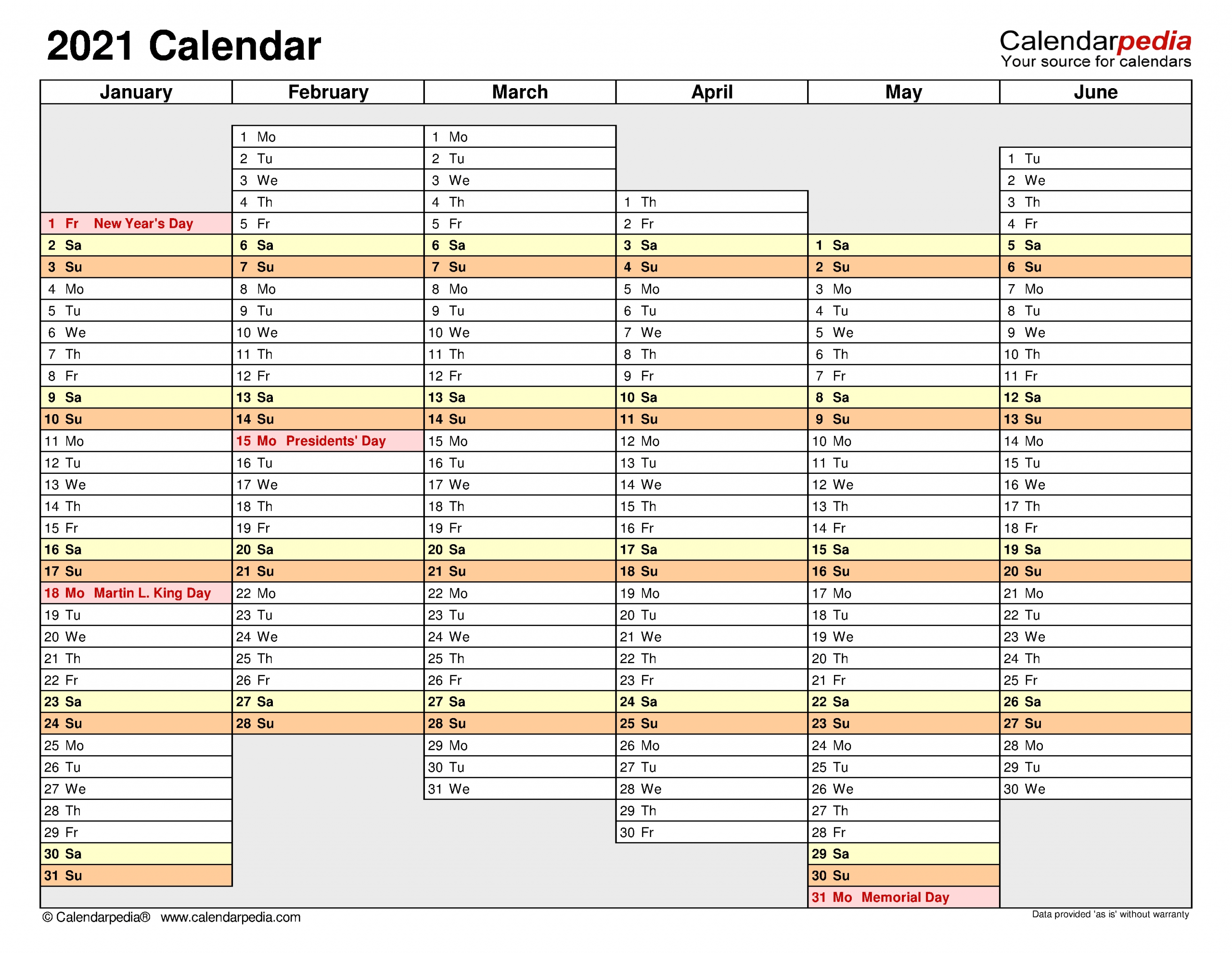 After all, it's just another way to show some excitement for the end of 2020. Microsoft Calendar Templates 2021 2 Page Per Month ...