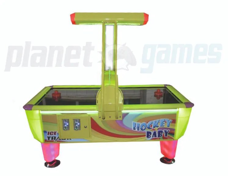 çocuk air hockey