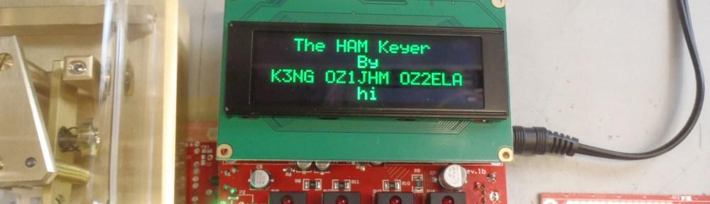 The HAM Keyer | OZ2ELA