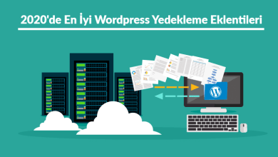 Photo of 2020 En İyi 10 WordPress Yedekleme Eklentisi