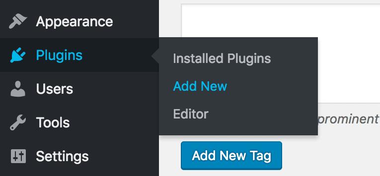 WordPress Eklentilerini Yükleme