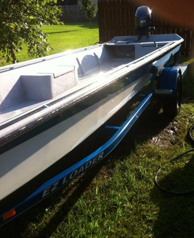 Supreme Trout Boat For Sale  White River  OzarkAnglers
