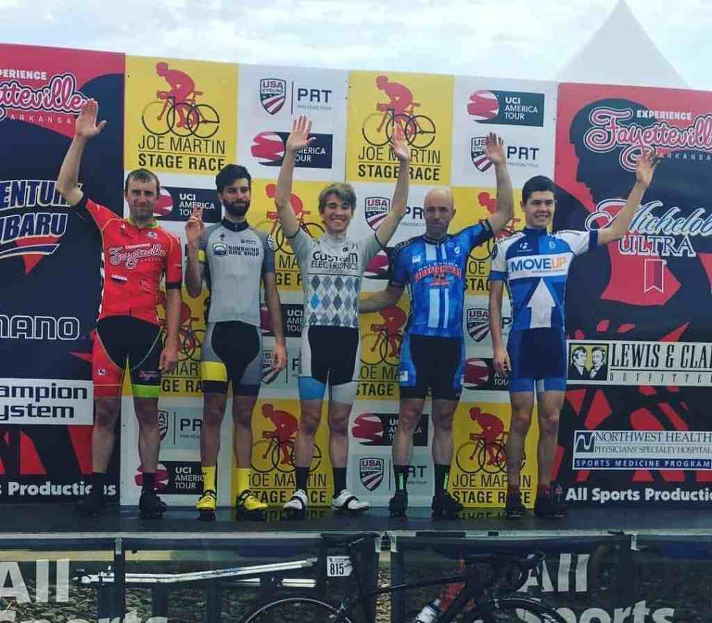Race Recap | Joe Martin Stage Race Cat 4,5 - Ozark Cycling Adventures, Cycling news and Routes in Northwest Arkansas NWA