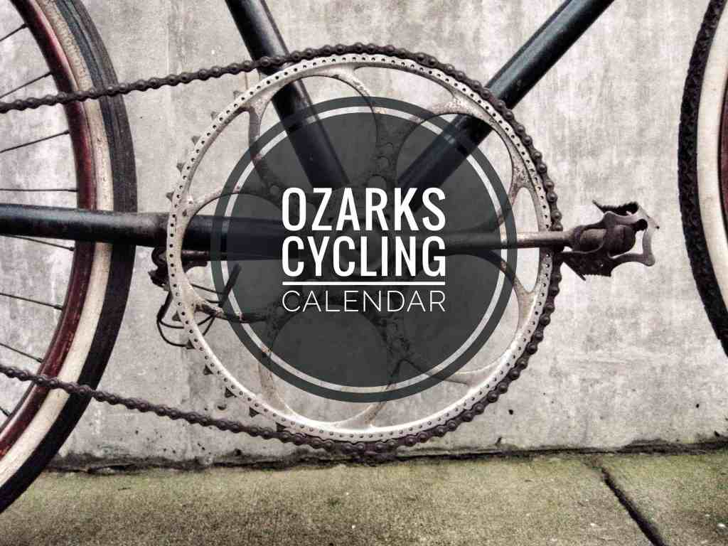 Weekend Ride Notification 1/12 - Ozark Cycling Adventures, Cycling news and Routes in Northwest Arkansas NWA