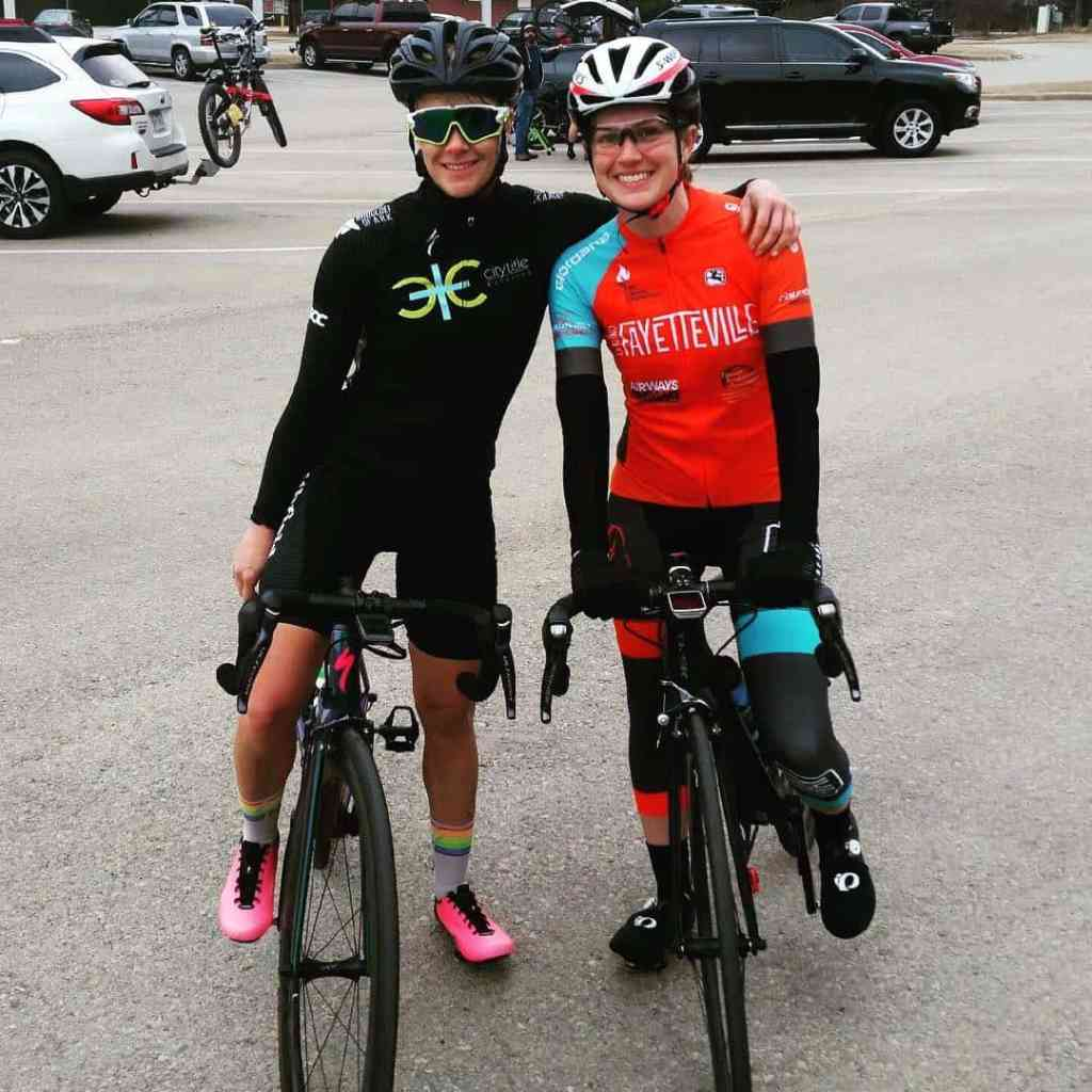 Weekend Ride Notification 3/9 - Ozark Cycling Adventures, Cycling news and Routes in Northwest Arkansas NWA