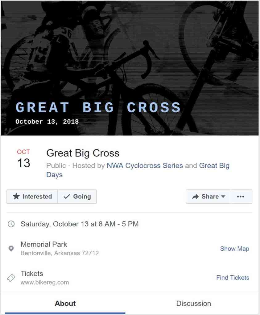 Weekend Ride Notification 7/27 | NWA Cycling News - Ozark Cycling Adventures, Cycling news and Routes in Northwest Arkansas NWA