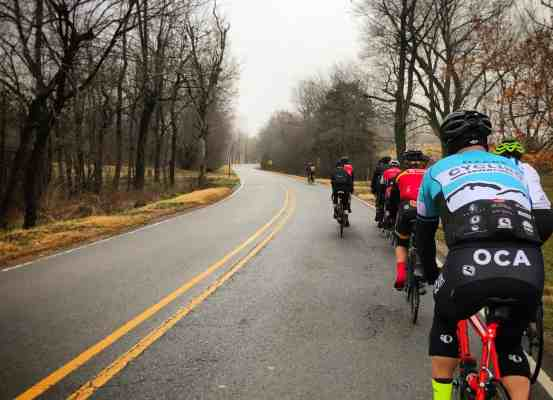 Weekend Ride Notification 12/14 | NWA Cycling News - Ozark Cycling Adventures, Cycling news and Routes in Northwest Arkansas NWA