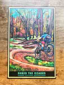 Shred2 - Ozark Cycling Adventures, Cycling news and Routes in Northwest Arkansas NWA