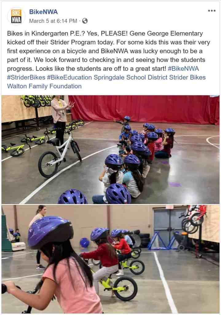 Weekend Ride Notification 3/8   NWA Cycling News - Ozark Cycling Adventures, Cycling news and Routes in Northwest Arkansas NWA