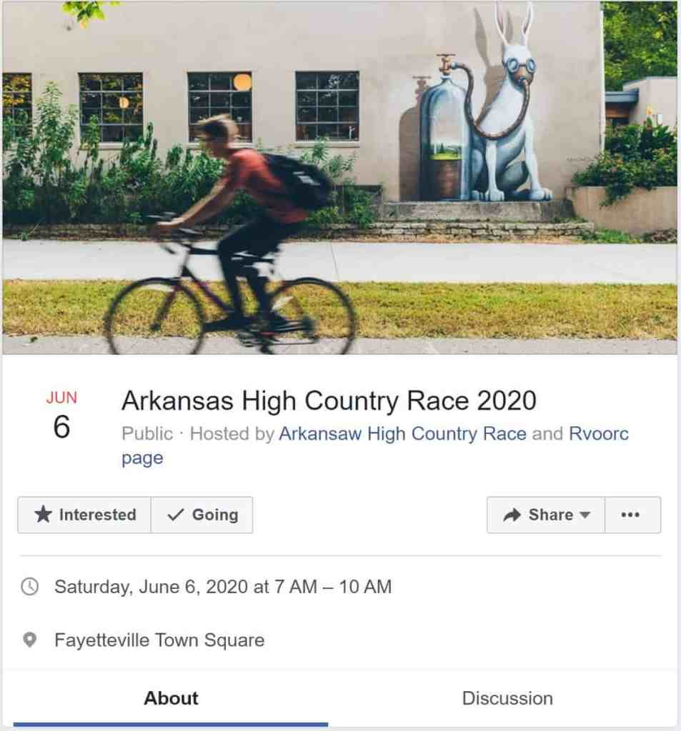 NWA Cycling Events - Ozark Cycling Adventures, Cycling news and Routes in Northwest Arkansas NWA