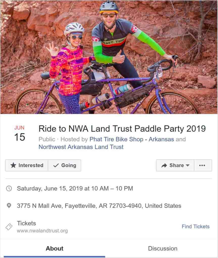 Weekend Ride Notification 6/14 | NWA Cycling News - Ozark Cycling Adventures, Cycling news and Routes in Northwest Arkansas NWA