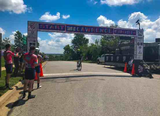Race Recap | Tour of Lawrence - Ozark Cycling Adventures, Cycling news and Routes in Northwest Arkansas NWA