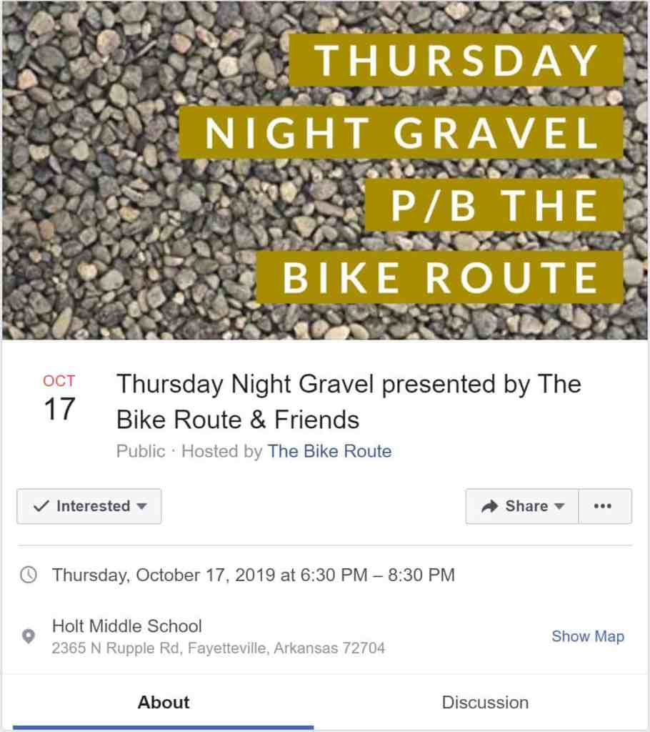 Tuesday Shorts 10/15 | NWA Cycling News - Ozark Cycling Adventures, Cycling news and Routes in Northwest Arkansas NWA