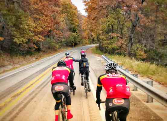 Weekend Ride Notification 11/1 | NWA Cycling News - Ozark Cycling Adventures, Cycling news and Routes in Northwest Arkansas NWA