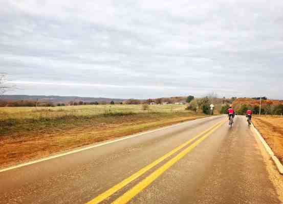 Weekend Ride Notification 10/25 | NWA Cycling News - Ozark Cycling Adventures, Cycling news and Routes in Northwest Arkansas NWA