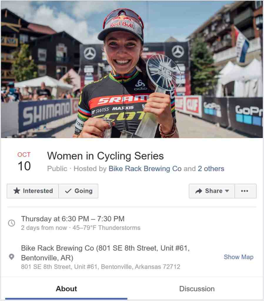Tuesday Shorts 10/8 | NWA Cycling News - Ozark Cycling Adventures, Cycling news and Routes in Northwest Arkansas NWA