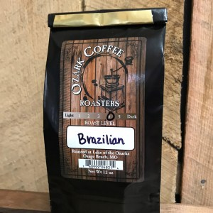 Ozark Distillery Brazilian Coffee