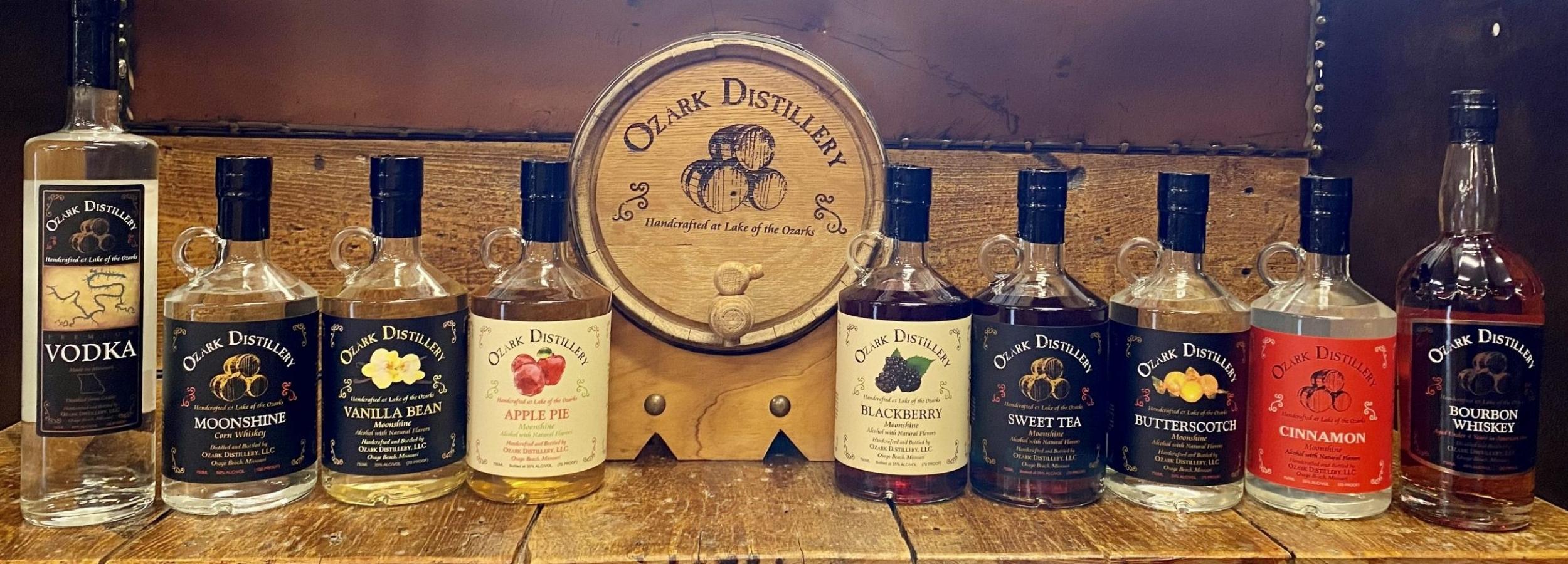 Ozark Distillery