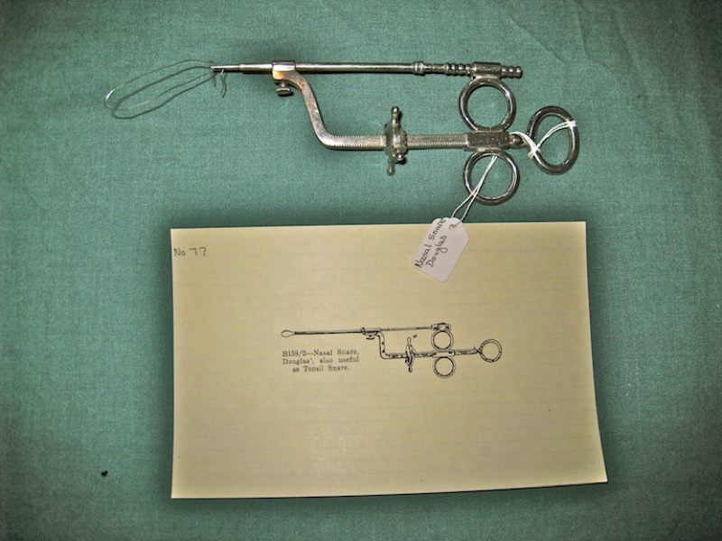 Surgical Instrument Nasal Snare