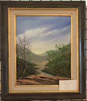 Ozarks Art Gallery | Bluff View by Gary Duncan