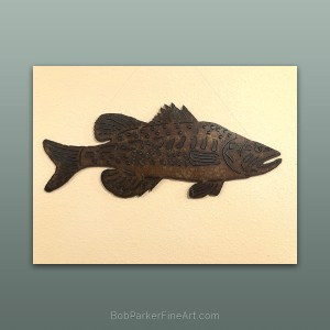 Ozarks Art Gallery | Original Metal Art by Bob Parker Metal Art Design -1863