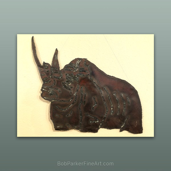 Ozarks Art Gallery | Original Metal Art by Bob Parker Metal Art Design -1880