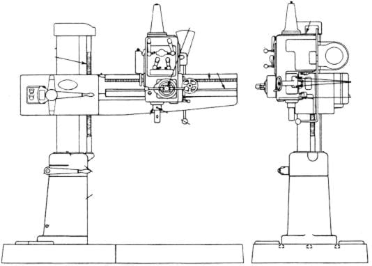 CINCINNATI 3' Arm 7