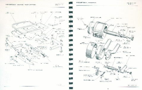 Sundstrand Series 15 Parts Manual