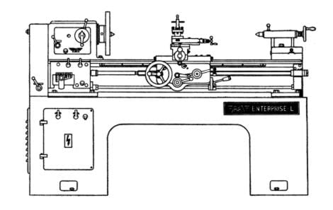 Lathe Wiring Diagram Metal Lathe Diagram Wiring Diagram
